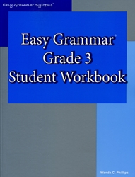 Easy Grammar Grade 3 - Student Workbook - Exodus Books