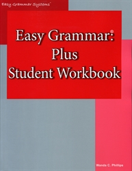 Easy Grammar Plus - Student Workbook