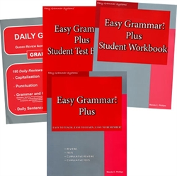 Easy Grammar Plus - Home School Bundle