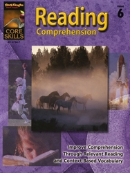 Reading Comprehension 6 - Exodus Books