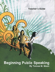 Beginning Public Speaking - Teacher's Edition