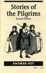 Stories of the Pilgrims - Answer Key