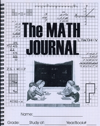 Math Journal - Exodus Books