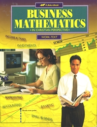 Business Mathematics - Worktext