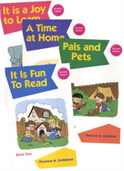 Kindergarten Phonics Readers - Set