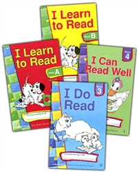 Basic Phonics Readers - 12-book set