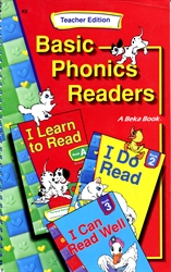 Basic Phonics Readers - Teacher Edition (old)