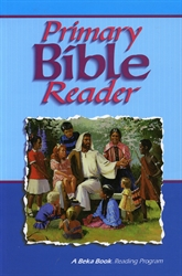 Primary Bible Reader (really old)