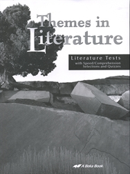 Themes in Literature - Test/Quiz Book (old)