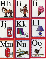 Miniature Alphabet Flashcards (old)
