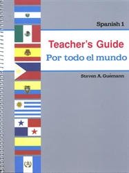 Spanish 1 - Teacher Guide