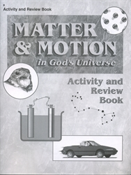 Matter & Motion in God's Universe - Activity/Review Book (old)