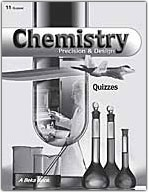 Chemistry: Precision and Design - Quiz Book (old)