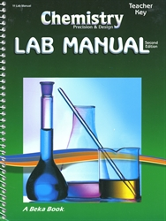 Chemistry: Precisions and Design - Lab Manual Key (old)
