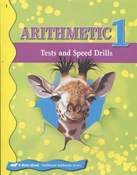 Arithmetic 1 - Tests/Speed Drills