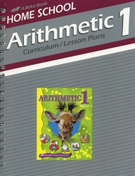 Arithmetic 1 - Curriculum/Lesson Plans