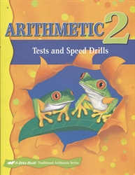 Arithmetic 2 - Tests/Speed Drills