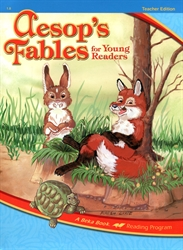 Aesop's Fables for Young Readers - Teacher Edition (old)