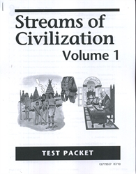Streams of Civilization Volume One - Tests (old)