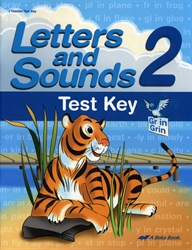 Letters and Sounds 2 - Test Key