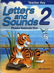 Letters and Sounds 2 - Teacher Key