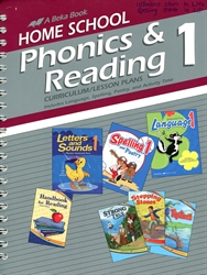 Phonics, Reading, Spelling 1 - Curriculum/Lesson Plans (old)