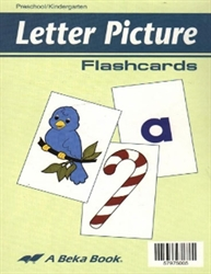 Letter Picture Flashcards (old)