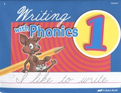 Writing with Phonics 1 - Cursive (old)