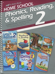 Phonics, Reading & Spelling 2 - Curriculum/Lesson Plans