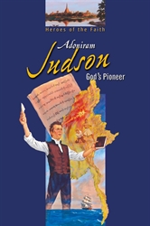 Adoniram Judson - Exodus Books