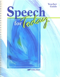 Speech for Today - Teacher Guide - Exodus Books