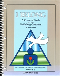 I Belong Volume 2 - Student Workbook - Exodus Books
