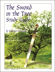 Sword in the Tree - Progeny Press Study Guide