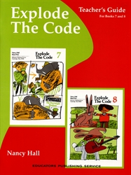 Explode the Code 7 & 8 - Teacher's Guide (old)