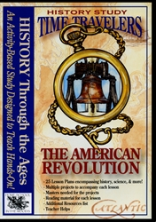 Time Travelers: American Revolution - CD-ROM