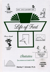 Life of Fred: Statistics (old)
