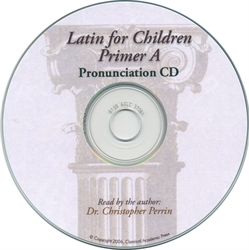 Latin for Children Primer A - Pronunciation CD