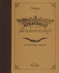 Spencerian Penmanship - Theory Book