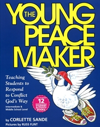 Young Peace Maker with Activity Books on CD