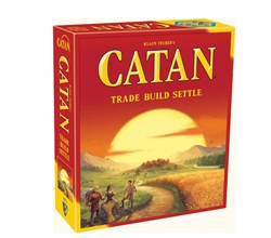 Catan: Settlers of Catan - Exodus Books
