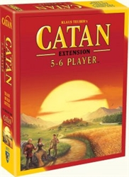 Catan: Settlers of Catan - 5-6 Player Expansion