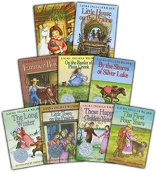 Little House - Hardcover Set