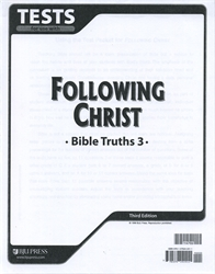Bible Truths 3 - Tests (old)