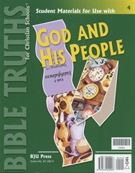 Bible Truths 4 - Student Materials (old)