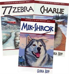 Adventures of an Arctic Missionary Trilogy - Exodus Books