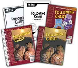 BJU Bible Truths 3 - Home School Kit