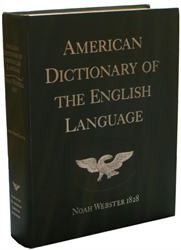 American Dictionary of the English Language - Exodus Books