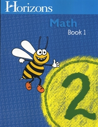 Horizons Math 2 - Book One - Exodus Books