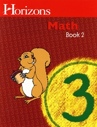 Horizons Math 3 - Book Two