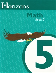Horizons Math 5 - Book Two
